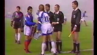 FRANCE  - ISLANDE      - 1991 -