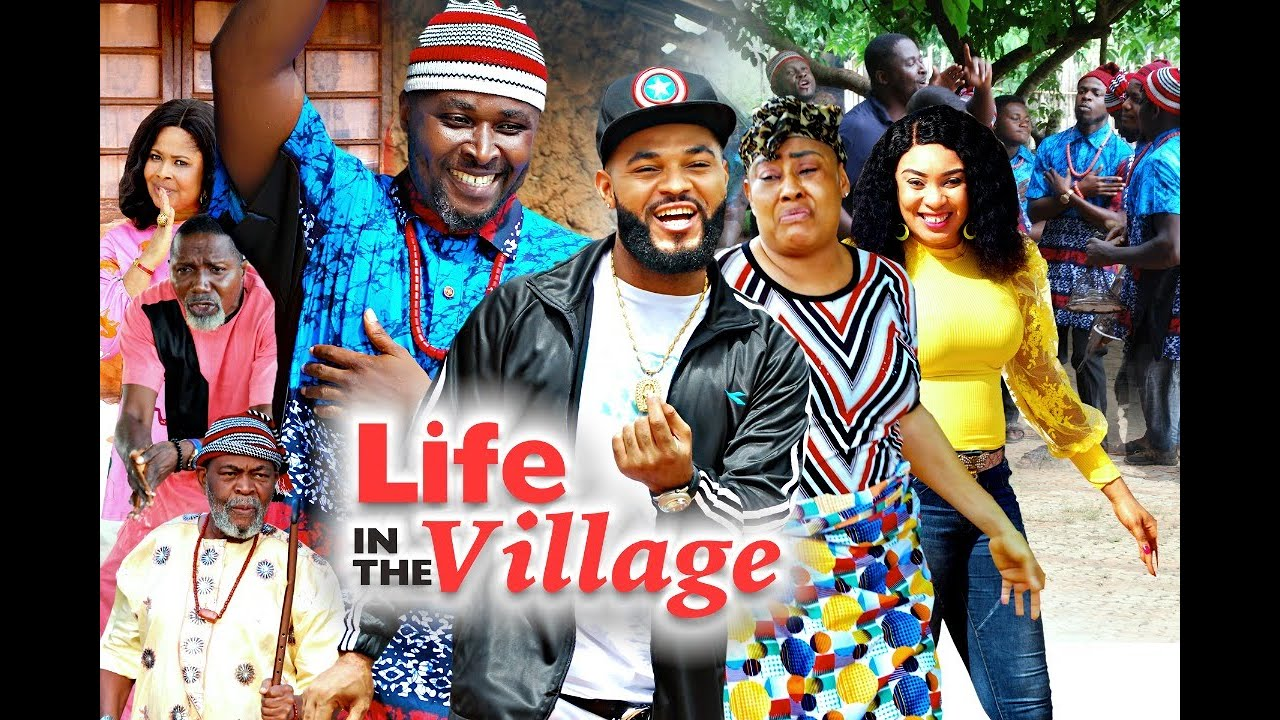 Download LIFE IN THE VILLAGE SEASON 7 - (New Movie) 2020 Latest Nigerian Nollywood Movie