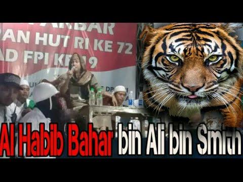 Al Habib Bahar bin Ali bin Smith - TABLIGH AKBAR TASYAKURAN HUT RI KE 72 DAN MILAD FPI KE 19