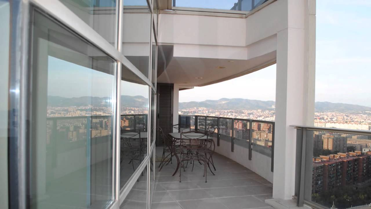 Piso de lujo en venta en barcelona espa a youtube for Piso wellington barcelona