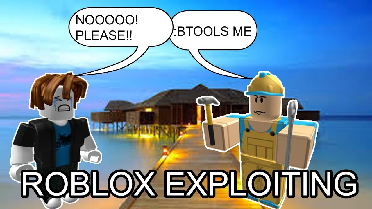 ROBLOX EXPLOITING #15 - DESTROYING MAKE A CAKE WITH FE BTOOLS!