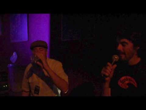 MARTIN CAMPBELL & PUPAJIM / STAND HIGH PATROL live @DUBADUB14 (BREST 18/06/2010)