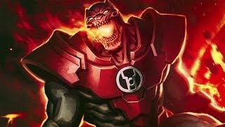 Infinite Crisis - Atrocitus Champion Profile