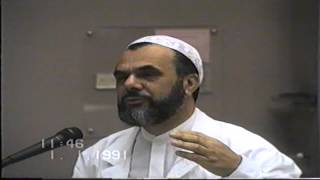 Prof. Mahmud Esad Coşan - Monash Universitesi Aile Kamp Sohbetleri #7 31-12-90
