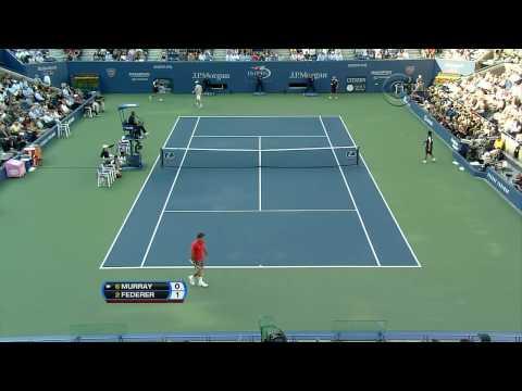 [HD 720p]       US Open 2008 Final, Federer vs Murray