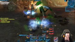 Star Wars The Old Republic - What is multitasking?