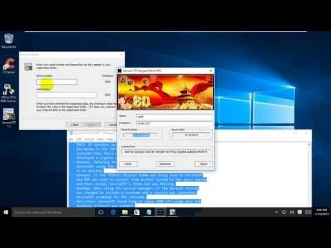 how to activate secureCRT v7 3 1 full | VanDyke SecureCRT v7 3 1 | 100% Working