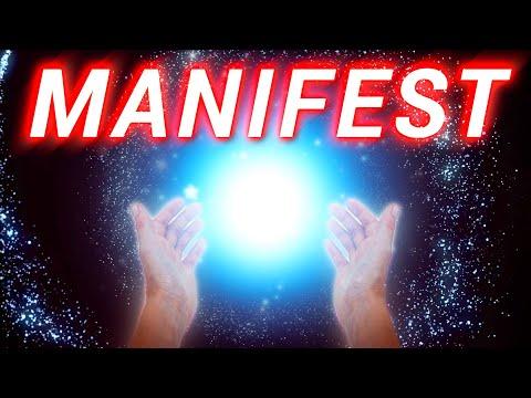 MANIFEST Anything You Want Thru Theta Dimension: 8190Hz + 8Hz + 4Hz⎪432Hz Miracle Meditation Music