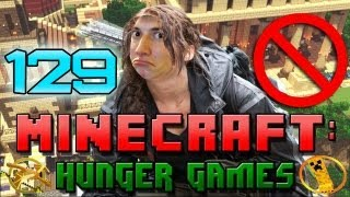Minecraft: Hunger Games w/Mitch! Game 129 - Don