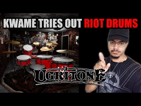Ugritone Riot Drums (Instrument Review)