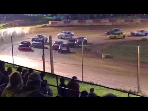 5-5-18  SHADYHILL SPEEDWAY, IN   4 BANGERS - FEATURE