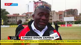 Scoreline: Kenya National 15 aside rugby team Simba downs Zambia