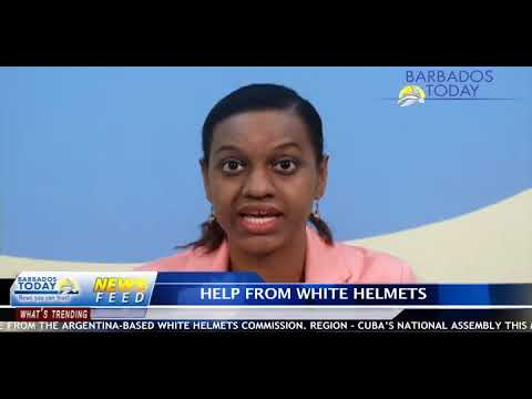 BARBADOS TODAY AFTERNOON UPDATE - April 19, 2018