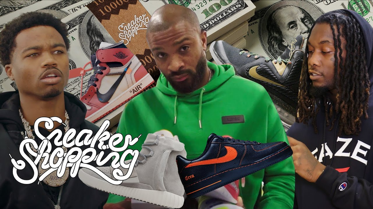 Sneaker Shopping's Top Ten Most Expensive Sneakers Purchased