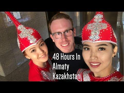 """48 Hours In Almaty Kazakhstan - It""""s nothing like Borat! Travel Guide"""