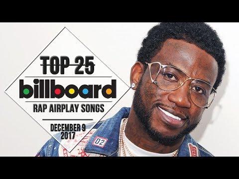Top 25 • Billboard Rap Songs • December 9, 2017 | Airplay-Charts