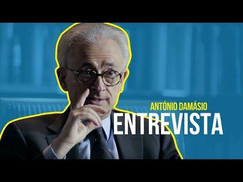 António Damásio - Entrevista Exclusiva