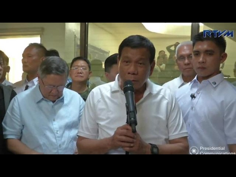 Duterte offers P1M bounty for each Abu in Bohol