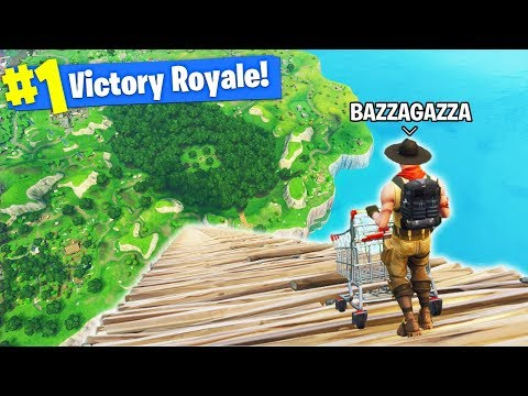 Extreme Cart Racing In Fortnite