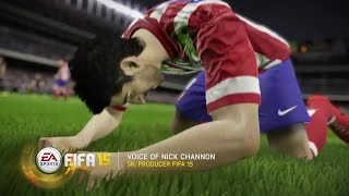 FIFA 15 Gameplay Features - Emotion and Intensity | EN