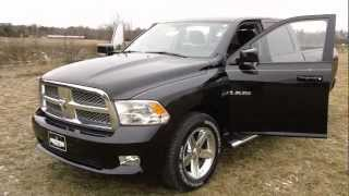 Used truck Maryland 2010 Dodge Ram 1500 Hemi V8