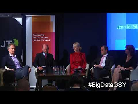 The Guernsey Data Conference 1.0 : Session 3: Panel Discussi