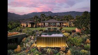 Contemporary Balinese-Style Estate in Montecito, California - Sotheby