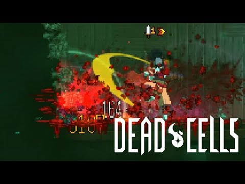 Dead Cells - Hayabusa Gauntlets showcase run (3 boss cells a