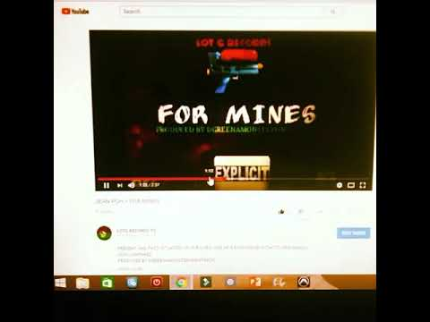 JEAN POH - for mines (promo)