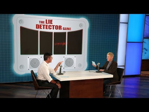 Simon Cowell Takes on The Lie Detector Game