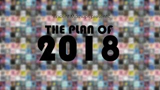 THE PLAN OF 2018 | YEAR END MASHUP | (90+ Songs) | by Vincent Mashups