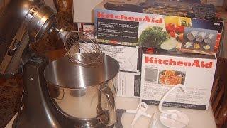 Обзор Kitchen Aid
