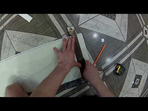 Внутренняя отделка   металлических  дверей
