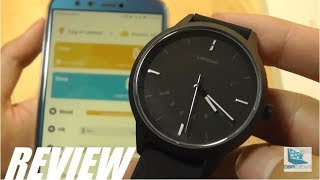 REVIEW: Lenovo Watch 9 - Budget Hybrid Smartwatch