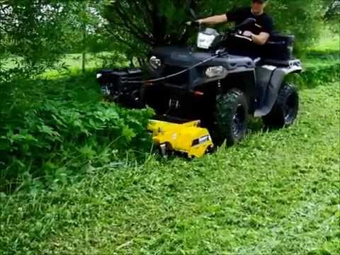 RAMMY Flail mower 120 ATV - Rammy