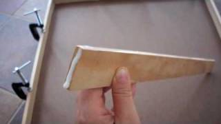How To Build A Cradled Hardboard For A Painting