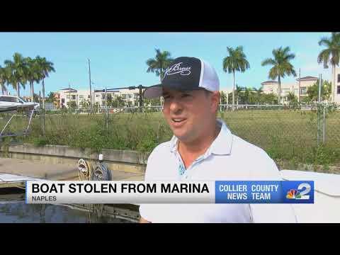 Fishing Boat Stolen From Naples Marina
