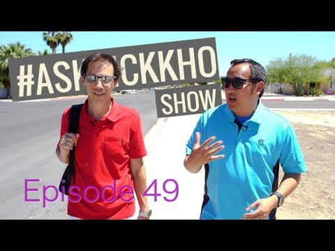 Jason Hartman Interview After Sunday Brunch at Tony Hsieh's Home | #AskNickKho Episode 49
