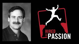 Hired by Passion Marshall Button
