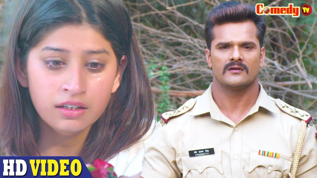वीरू के सास चलत बा   Khesari Lal Yadav   Superhit Bhojpuri Emotional Scene