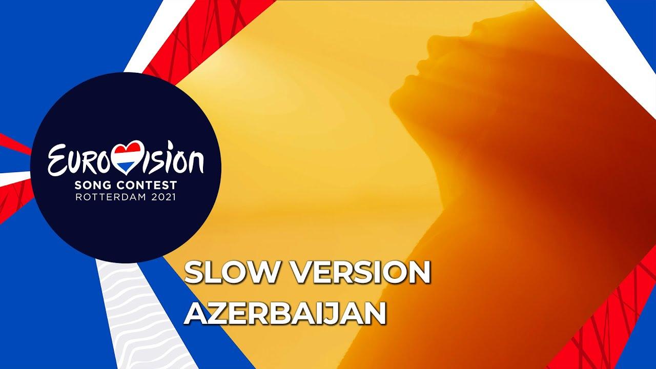 Efendi - Mata Hari (Slow version) - Azerbaijan - Eurovision 2021