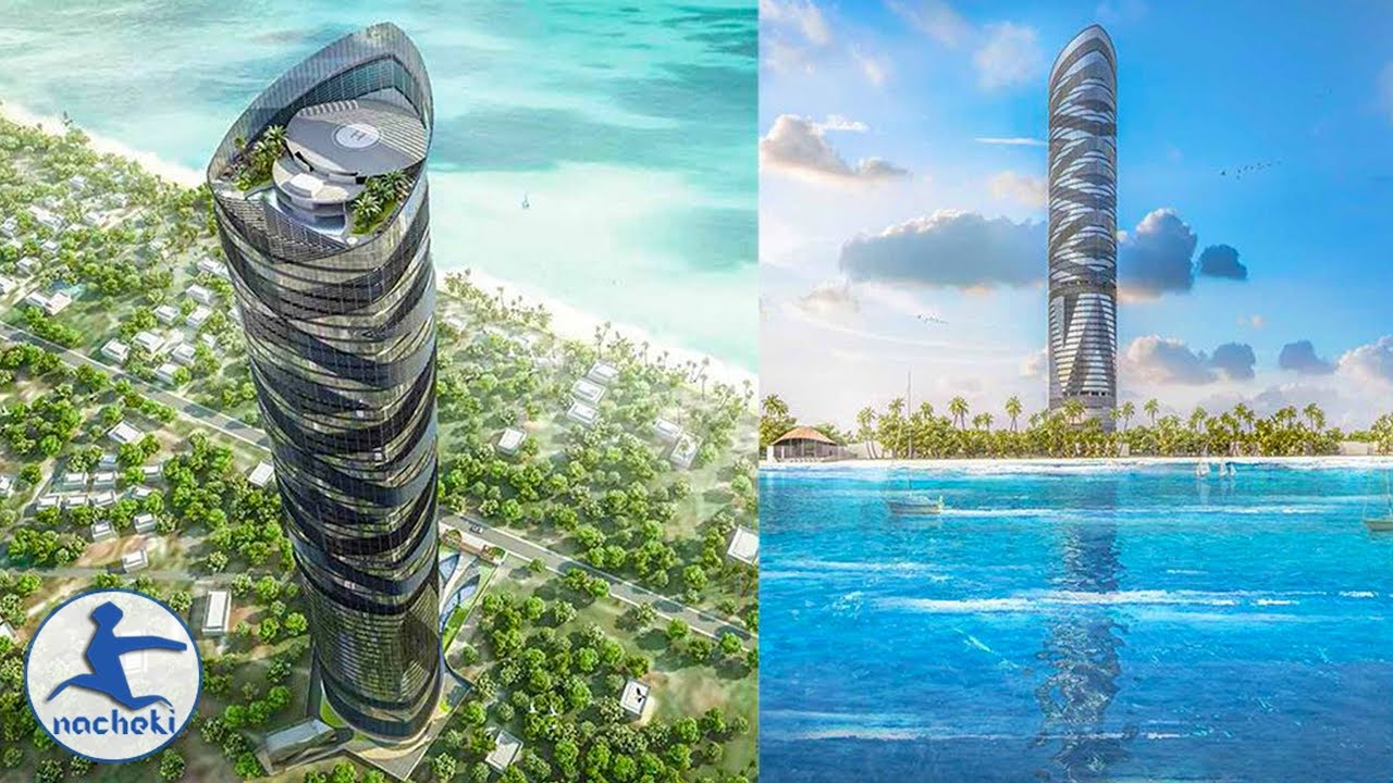 Palm Exotica in Kenya Will be the New Tallest Building in Africa