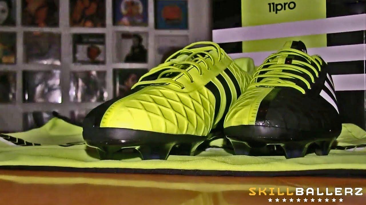 adidas 11pro adipure sl unboxing da skillballerz su youtube