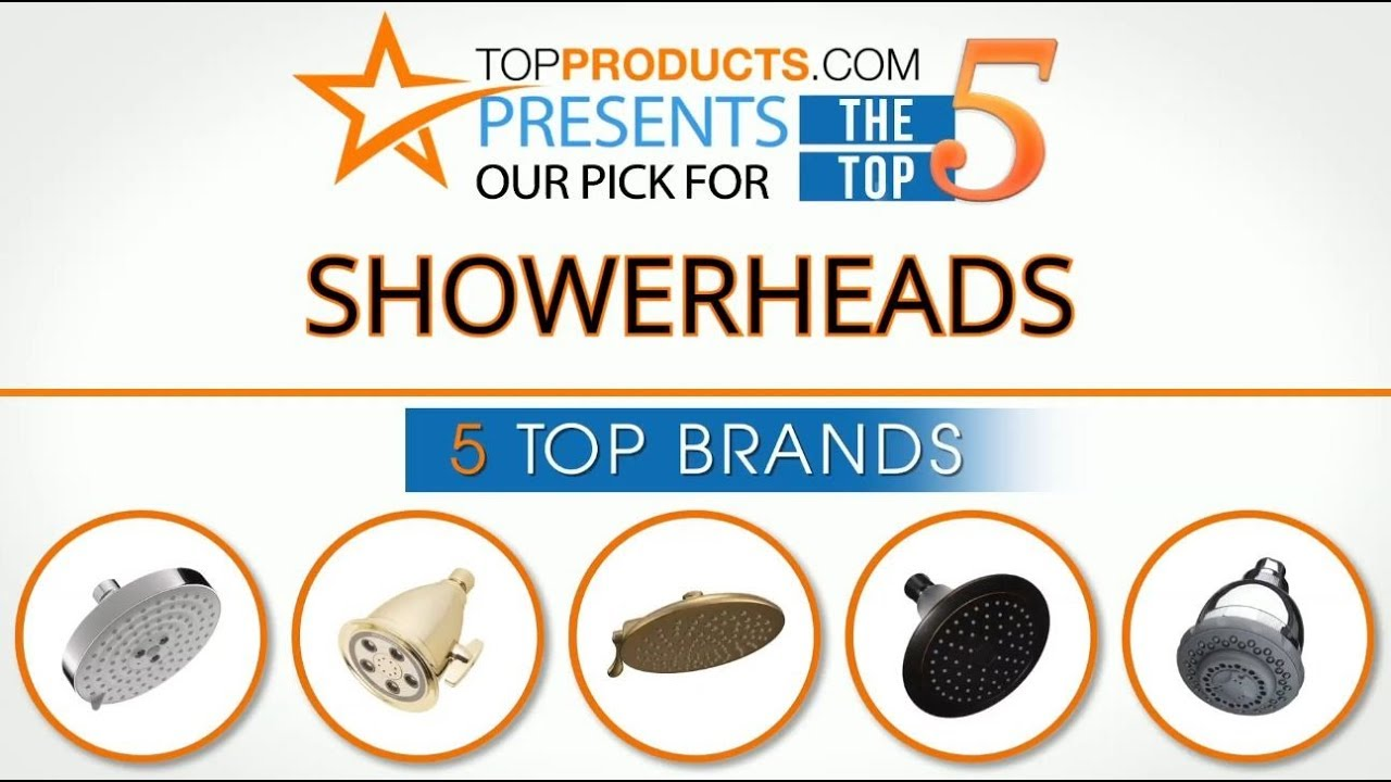 Best Showerhead Reviews 2017 – How to Choose the Best Showerhead ...