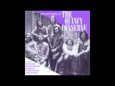 Quincy Conserve - Alright In The City