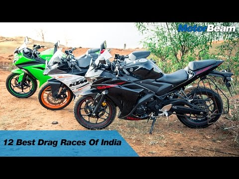 12 Best Drag Races Of India | MotorBeam