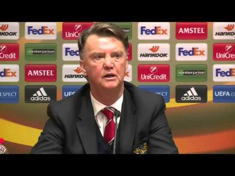 Jurgen Klopp & Louis van Gaal on Liverpool 2 - Man United 0