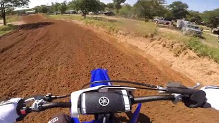 2019 Yamaha YZ250 2 Stroke Test Ride - This Bike Rips!