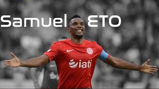 Samuel Eto'o- ANTALYASPOR 2015/2016 [Goals,Skills,Assist]ScouTR