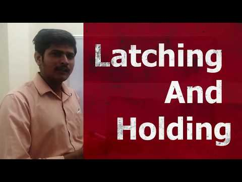 Latching and Holdling allen bradley programming tutorial  plc in hindi #desireautomation thumbnail